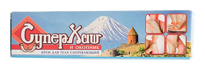 Акулья Сила Суперхаш и окопник крем д/тела
