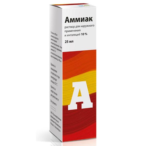 Аммиака р-р